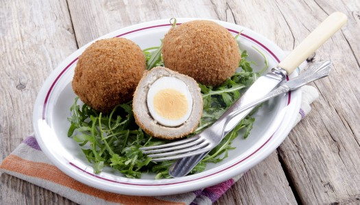 Scotch Eggs (huevos escoceses)