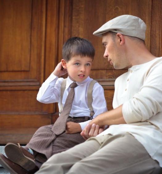 Hablando inglés con niños