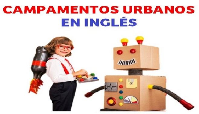 Cursos de inglés para niños con profesores británicos sin salir de Zaragoza.