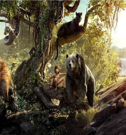 The Jungle Book _Disney